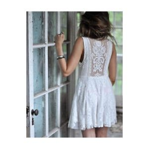 [free people] reign over me sleeveless dress